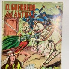 Tebeos: EL GUERRERO DEL ANTIFAZ. Nº 194 - LA CAUTIVA DE LA TORRE SOMBRIA. EDITORA VALENCIANA.. Lote 242100225