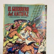 Giornalini: EL GUERRERO DEL ANTIFAZ. Nº 49 - LA REBELION DE LOS PIRATAS. EDITORA VALENCIANA.. Lote 242100760