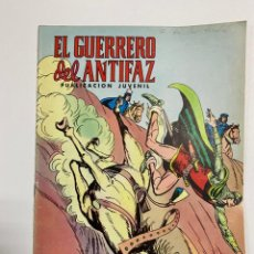 Giornalini: EL GUERRERO DEL ANTIFAZ. Nº 196 - EL CASTIGO DE ALI KAN EDITORA VALENCIANA.. Lote 242101145