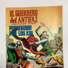 Tebeos: EL GUERRERO DEL ANTIFAZ. Nº 148 - PERSEGUIDO POR LOS KIR. EDITORA VALENCIANA.. Lote 242102080