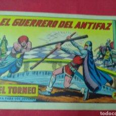 Tebeos: GUERRERO ANTIFAZ. 629 . ORIGINAL . AÑÓ 1944. Lote 242172695