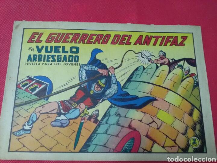 GUERRERO ANTIFAZ. 631. ORIGINAL. AÑO 1944 (Tebeos y Comics - Valenciana - Guerrero del Antifaz)