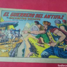 Tebeos: GUERRERO ANTIFAZ. 636.ORIGINAL MUY DIFICIL. AÑÓ 1944. Lote 242190185