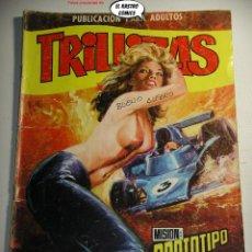 Tebeos: TRILLIZAS Nº 2, ED. VALENCIANA. Lote 242251965