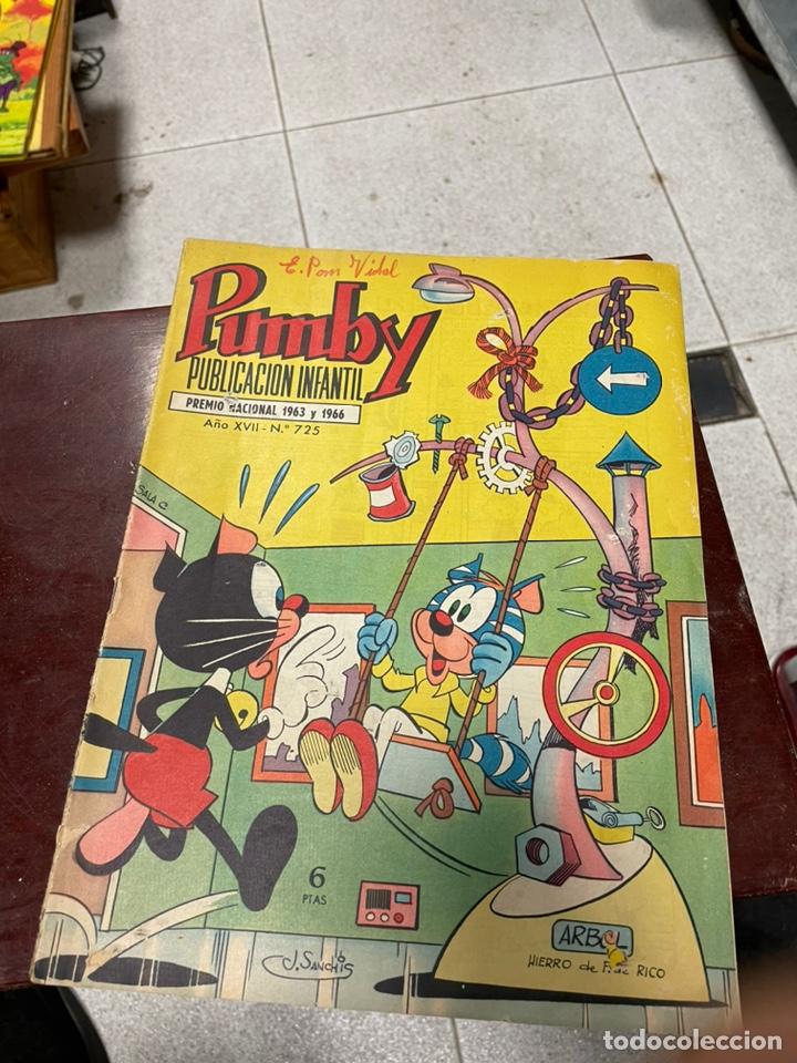 Tebeos: LOTE 15 números BUMBY - Foto 15 - 242960435