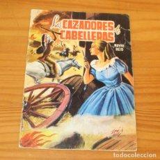 Tebeos: EL CAZADOR DE CABELLERAS, MAYNE REID. COMIC EDITORIAL VALENCIANA 1976 ESTUDIOS JOSE LUIS. Lote 243114225