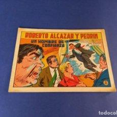 Tebeos: ROBERTO ALCAZAR Y PEDRIN Nº 918 - ORIGINAL. Lote 243339800