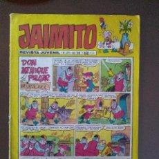 Tebeos: JAIMITO REVISTA JUVENIL Nº 1379. MUY BIEN CONSERVADA. Lote 243430285