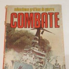Tebeos: COMIC COMBATE LA BARRERA DEL MIEDO VALENCIANA EDICIONES 1981 N° 113. Lote 243482650