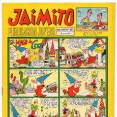 BDs: JAIMITO Nº 937 (VALENCIANA 1967). Lote 243527780
