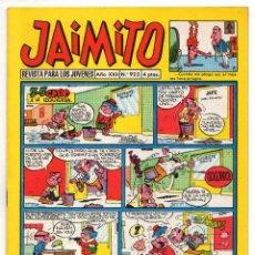 Tebeos: JAIMITO Nº 922 (VALENCIANA 1967). Lote 243527915