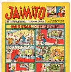 Tebeos: JAIMITO Nº 759 (VALENCIANA 1964). Lote 243528240