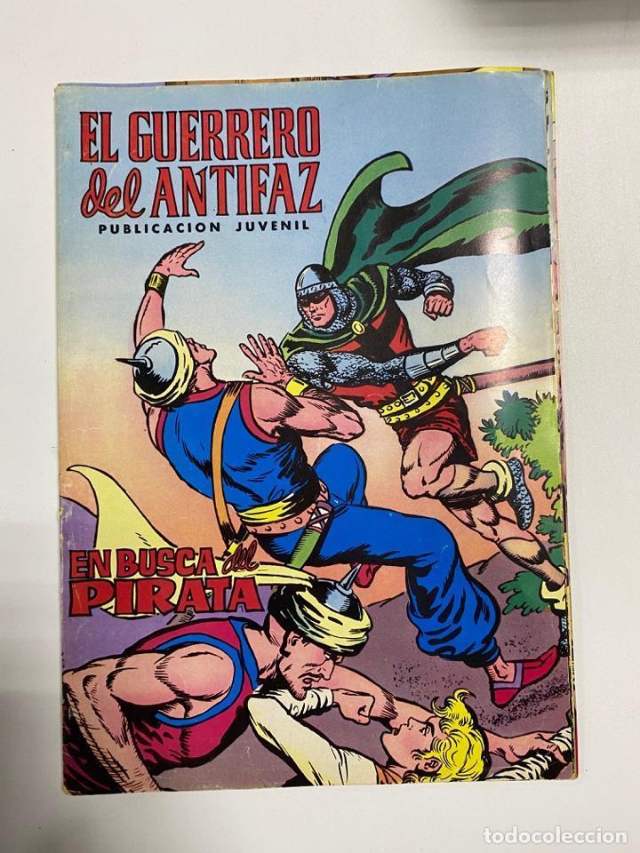 EL GUERRERO DEL ANTIFAZ. SOLO LAS PORTADAS. DEL Nº 30 AL 41. VER FOTOS (Tebeos y Comics - Valenciana - Guerrero del Antifaz)
