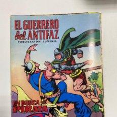 Tebeos: EL GUERRERO DEL ANTIFAZ. SOLO LAS PORTADAS. DEL Nº 30 AL 41. VER FOTOS. Lote 243573115
