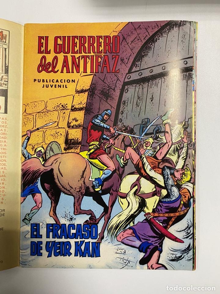 Tebeos: EL GUERRERO DEL ANTIFAZ. SOLO LAS PORTADAS. DEL Nº 30 AL 41. VER FOTOS - Foto 3 - 243573115