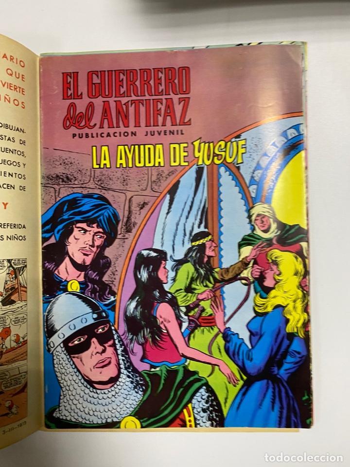 Tebeos: EL GUERRERO DEL ANTIFAZ. SOLO LAS PORTADAS. DEL Nº 30 AL 41. VER FOTOS - Foto 4 - 243573115