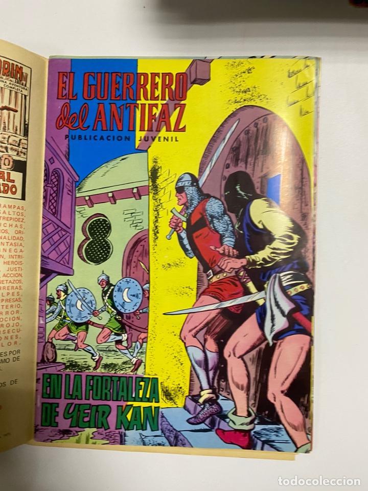 Tebeos: EL GUERRERO DEL ANTIFAZ. SOLO LAS PORTADAS. DEL Nº 30 AL 41. VER FOTOS - Foto 5 - 243573115