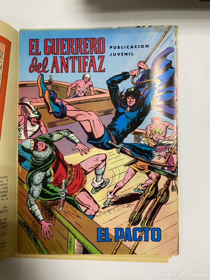 Tebeos: EL GUERRERO DEL ANTIFAZ. SOLO LAS PORTADAS. DEL Nº 30 AL 41. VER FOTOS - Foto 6 - 243573115