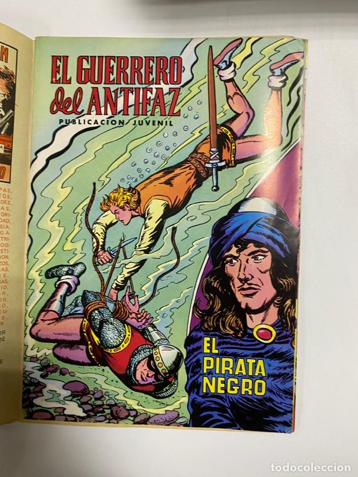 Tebeos: EL GUERRERO DEL ANTIFAZ. SOLO LAS PORTADAS. DEL Nº 30 AL 41. VER FOTOS - Foto 7 - 243573115