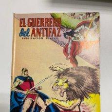 Giornalini: EL GUERRERO DEL ANTIFAZ. Nº 295 - FRENTE A LAS FIERAS. EDITORA VALENCIANA.. Lote 243574470