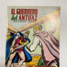 Giornalini: EL GUERRERO DEL ANTIFAZ. Nº 298 - LOS CABALLEROS DEL LEON. EDITORA VALENCIANA.. Lote 243574945
