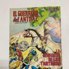 Giornalini: EL GUERRERO DEL ANTIFAZ. Nº 189 - LA INVASION DE LOS TARTAROS. EDITORA VALENCIANA.. Lote 243575525