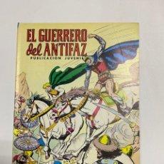Giornalini: EL GUERRERO DEL ANTIFAZ. Nº 332 - CARGA DESESPERADA. EDITORA VALENCIANA.. Lote 243576575