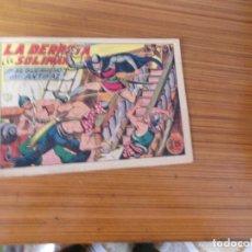 Tebeos: EL GUERRERO DEL ANTIFAZ Nº 179 EDITA VALENCIANA. Lote 243629375