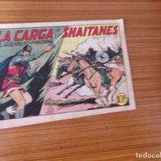 Tebeos: EL GUERRERO DEL ANTIFAZ Nº 166 EDITA VALENCIANA. Lote 243630250