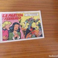 Tebeos: EL GUERRERO DEL ANTIFAZ Nº 155 EDITA VALENCIANA. Lote 243631440