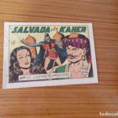 Tebeos: EL GUERRERO DEL ANTIFAZ Nº 146 EDITA VALENCIANA. Lote 243632065