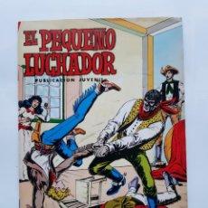 Tebeos: EL PEQUEÑO LUCHADOR Nº 60 LA BANDA DE EL NEGRO EDI. VALENCIANA. Lote 243661460
