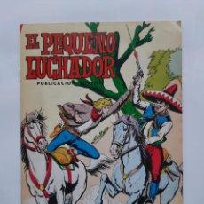 Tebeos: EL PEQUEÑO LUCHADOR Nº 62 PEDRO DULCE ATACA EDI. VALENCIANA. Lote 243661865