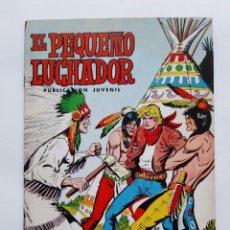 Tebeos: EL PEQUEÑO LUCHADOR Nº 63 CONTRA OSO GRANDE EDI. VALENCIANA. Lote 243661995