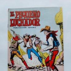 Tebeos: EL PEQUEÑO LUCHADOR Nº 67 EL CABALLERO X EDI. VALENCIANA. Lote 243663050
