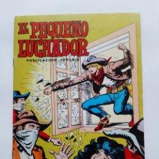 Tebeos: EL PEQUEÑO LUCHADOR Nº 78 NOTICIAS DE MUERTE EDI. VALENCIANA. Lote 243663225
