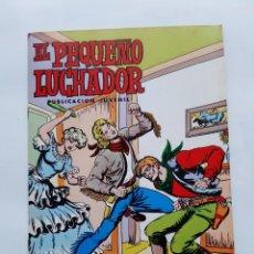 Tebeos: EL PEQUEÑO LUCHADOR Nº 83 LA DAMA DE ILLINOIS EDI. VALENCIANA. Lote 243664035