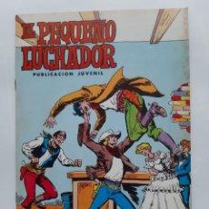 Tebeos: EL PEQUEÑO LUCHADOR Nº 84 EL ENVENENADOR EDI. VALENCIANA. Lote 243664090
