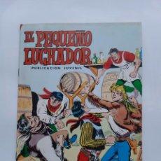 Tebeos: EL PEQUEÑO LUCHADOR Nº 85 EL TRIUNFO DE MIKE EDI. VALENCIANA RV. Lote 243664320