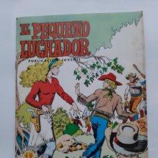 Tebeos: EL PEQUEÑO LUCHADOR Nº 86 LA AGRESION DE LOS VAQUEROS EDI. VALENCIANA RV. Lote 243664450