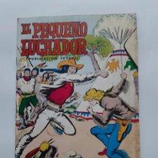 Tebeos: EL PEQUEÑO LUCHADOR Nº 87 LA ULTIMA PELEA EDI. VALENCIANA RV. Lote 243664675