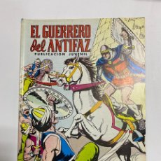 Tebeos: EL GUERRERO DEL ANTIFAZ. Nº 329 - HORDAS ASIATICAS. EDITORA VALENCIANA.. Lote 243769745