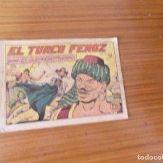Tebeos: EL GUERRERO DEL ANTIFAZ Nº 135 EDITA VALENCIANA. Lote 243777490