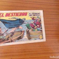 Tebeos: EL GUERRERO DEL ANTIFAZ Nº 133 EDITA VALENCIANA. Lote 243778160