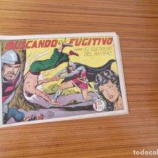 Tebeos: EL GUERRERO DEL ANTIFAZ Nº 129 EDITA VALENCIANA. Lote 243779025