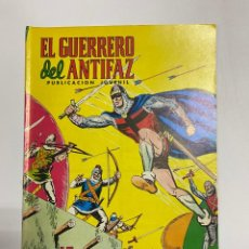 Tebeos: EL GUERRERO DEL ANTIFAZ. Nº 306 - LA INVASION. EDITORA VALENCIANA.. Lote 243794920