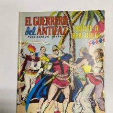 Giornalini: EL GUERRERO DEL ANTIFAZ. Nº 294 - FRENTE A BEN BULAF. EDITORA VALENCIANA.. Lote 243796305