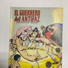 Giornalini: EL GUERRERO DEL ANTIFAZ. Nº 313 - LOS PIGMEOS. EDITORA VALENCIANA.. Lote 243797000
