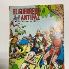 Giornalini: EL GUERRERO DEL ANTIFAZ. Nº 287 - LOCURA PELIGROSA. EDITORA VALENCIANA.. Lote 243797700