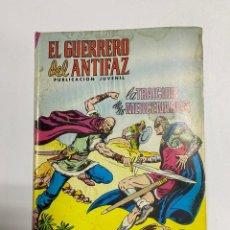 Giornalini: EL GUERRERO DEL ANTIFAZ. Nº 289 - LA TRAICION DE LOS MERCENARIOS. EDITORA VALENCIANA.. Lote 243797825